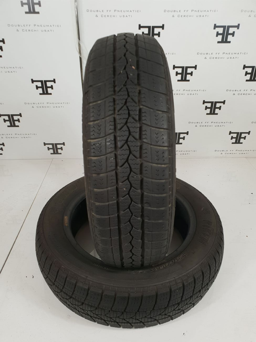 155/65 R14 75T RIKEN SNOWTIME (MICHELIN)