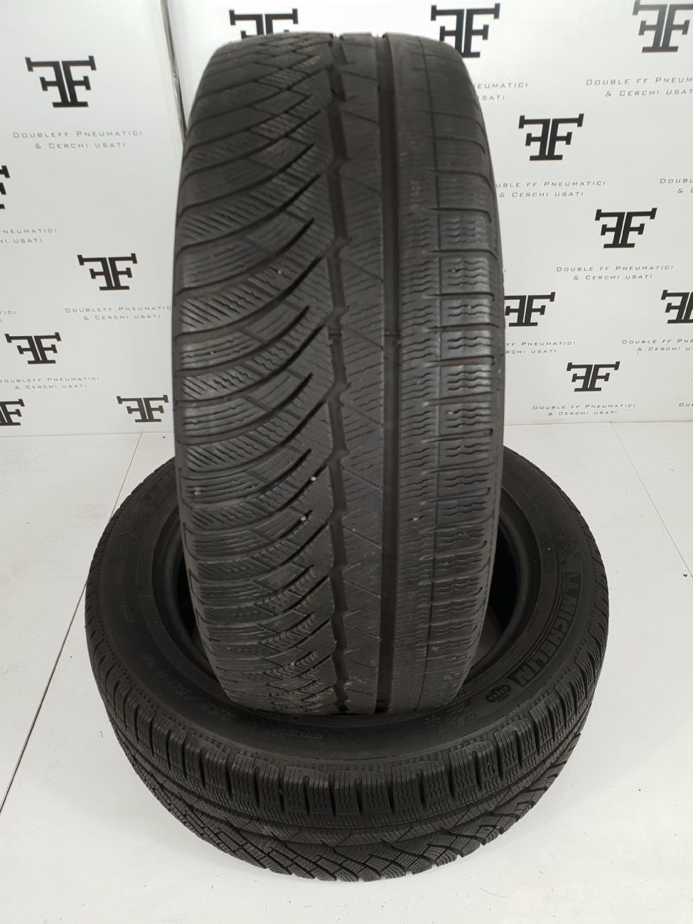 235/50 R18 101V MICHELIN PILOT ALPIN