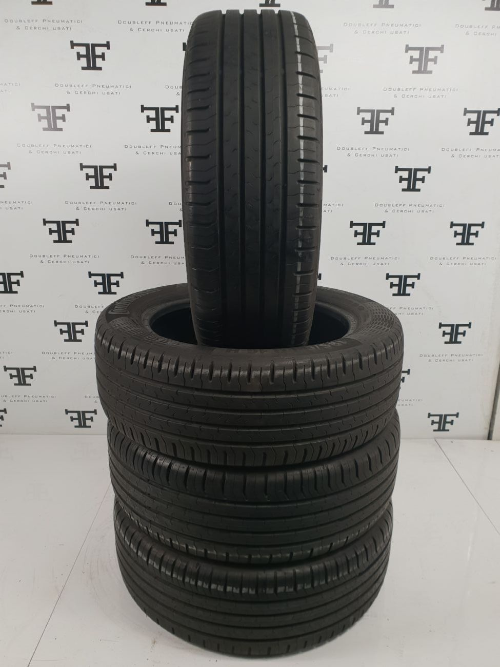 195/55  R16 87H  CONTINENTAL CONTIECOCONTACT 5