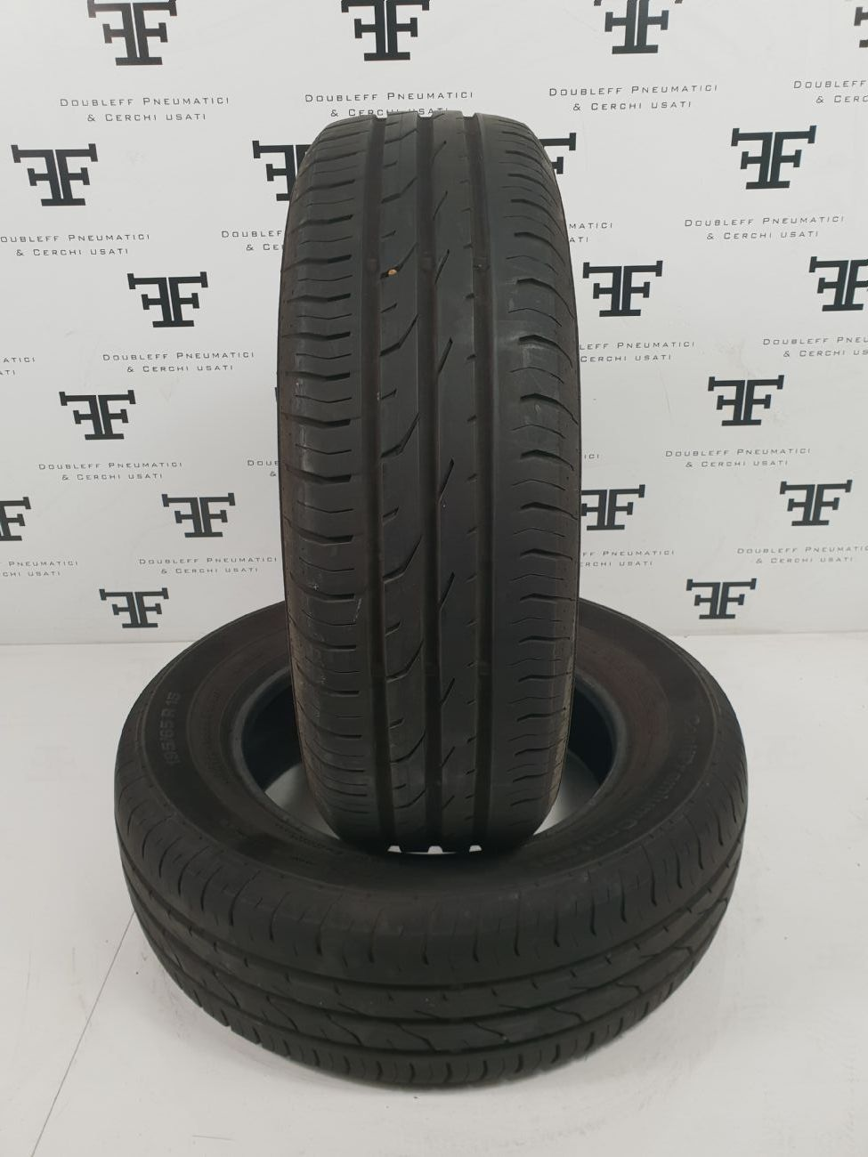 195/65 R15  91T  CONTINENTAL CONTIPREMIUMCONTACT2