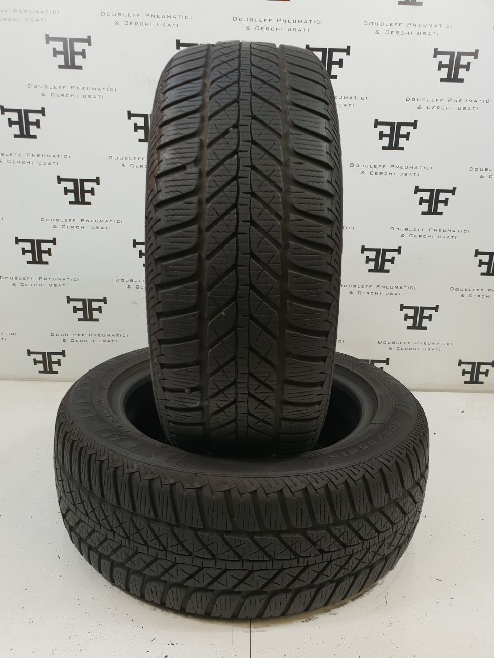 205/55 R16 91 H FULDA KRISTALL CONT HP