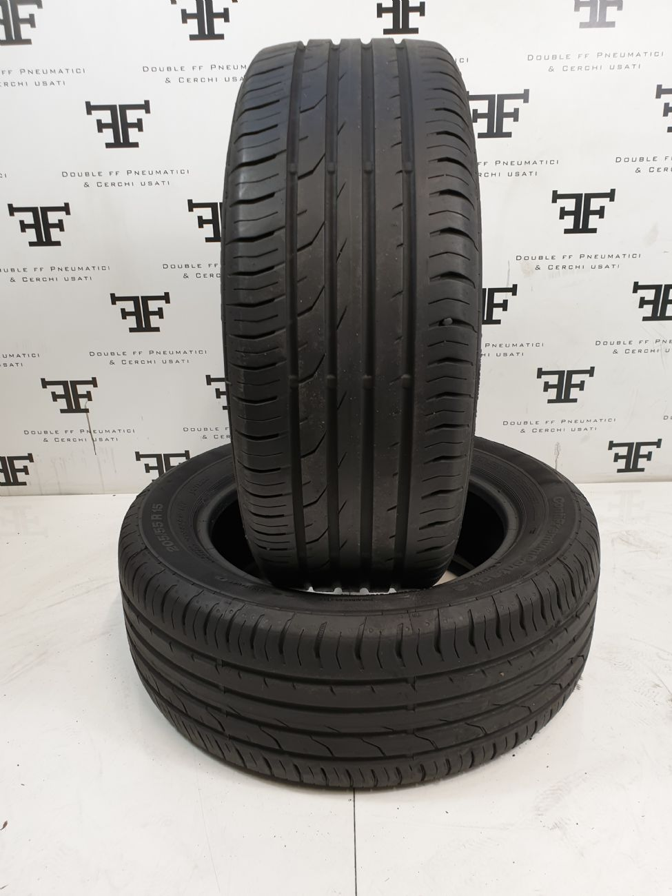 205/55 R15 88 V CONTINENTAL ContiPremiumContact 2