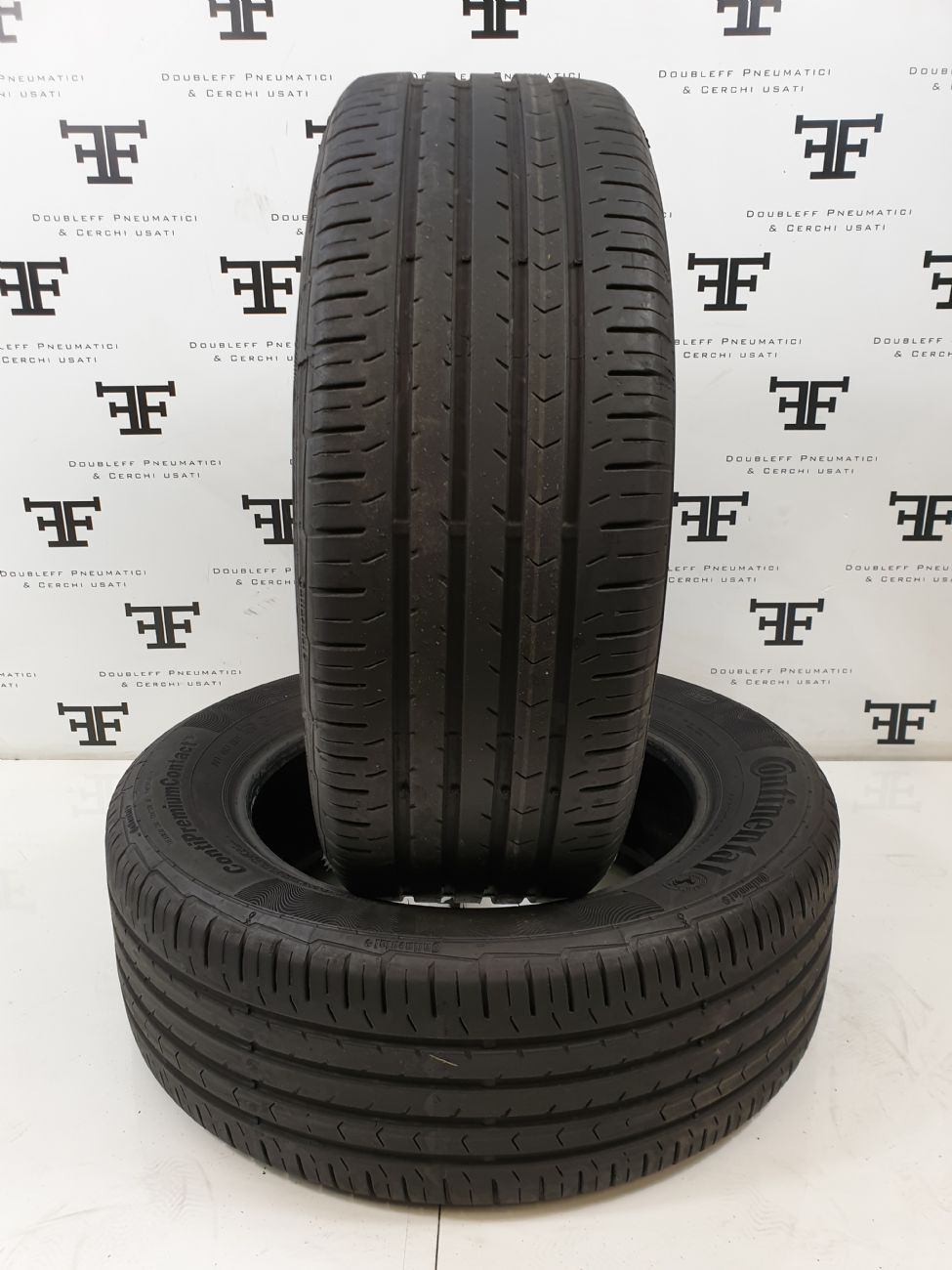 225/60 R17 99 V CONTINENTAL ContiPremiumContact 5