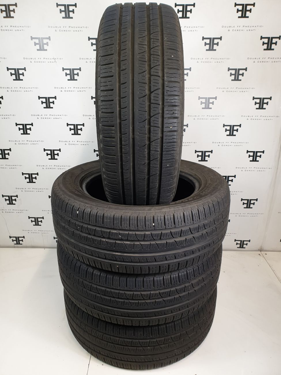 235/60 R18 107 V PIRELLI SCORPION VERDE ALL SEASON