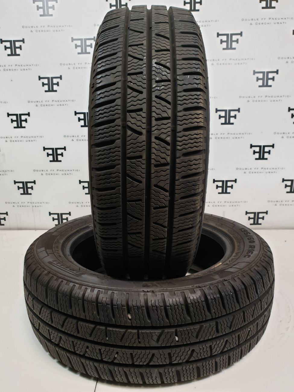 195/60 R16C 99/97 T PIRELLI CARRIER WINTER DEMONTE