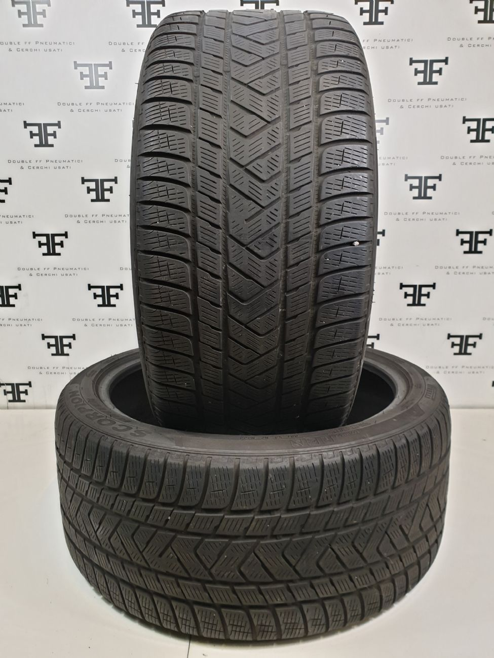 295/35 R21 107 V PIRELLI SCORPION WINTER