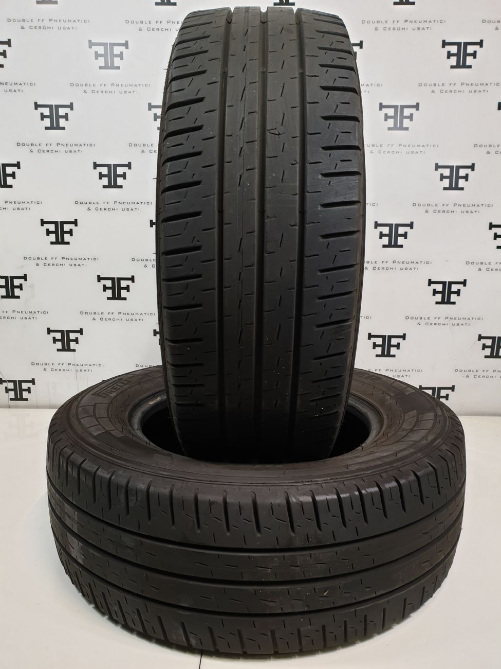 235/65 R16C 115/113 R PIRELLI CARRIER DEMONTE