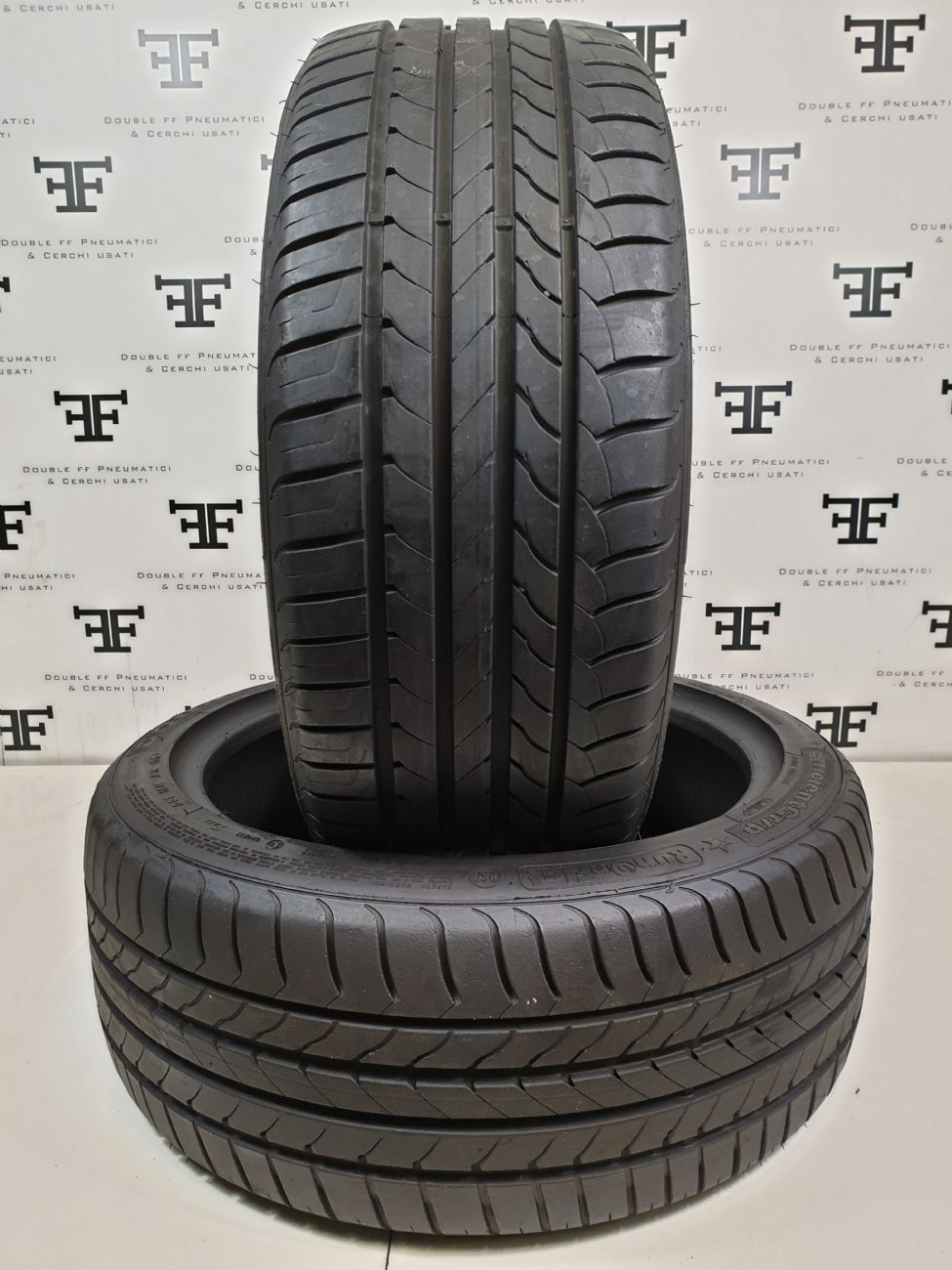 225/45 R18 91 V GOODYEAR EFFICIENTGRIP Runflat DEMONTE