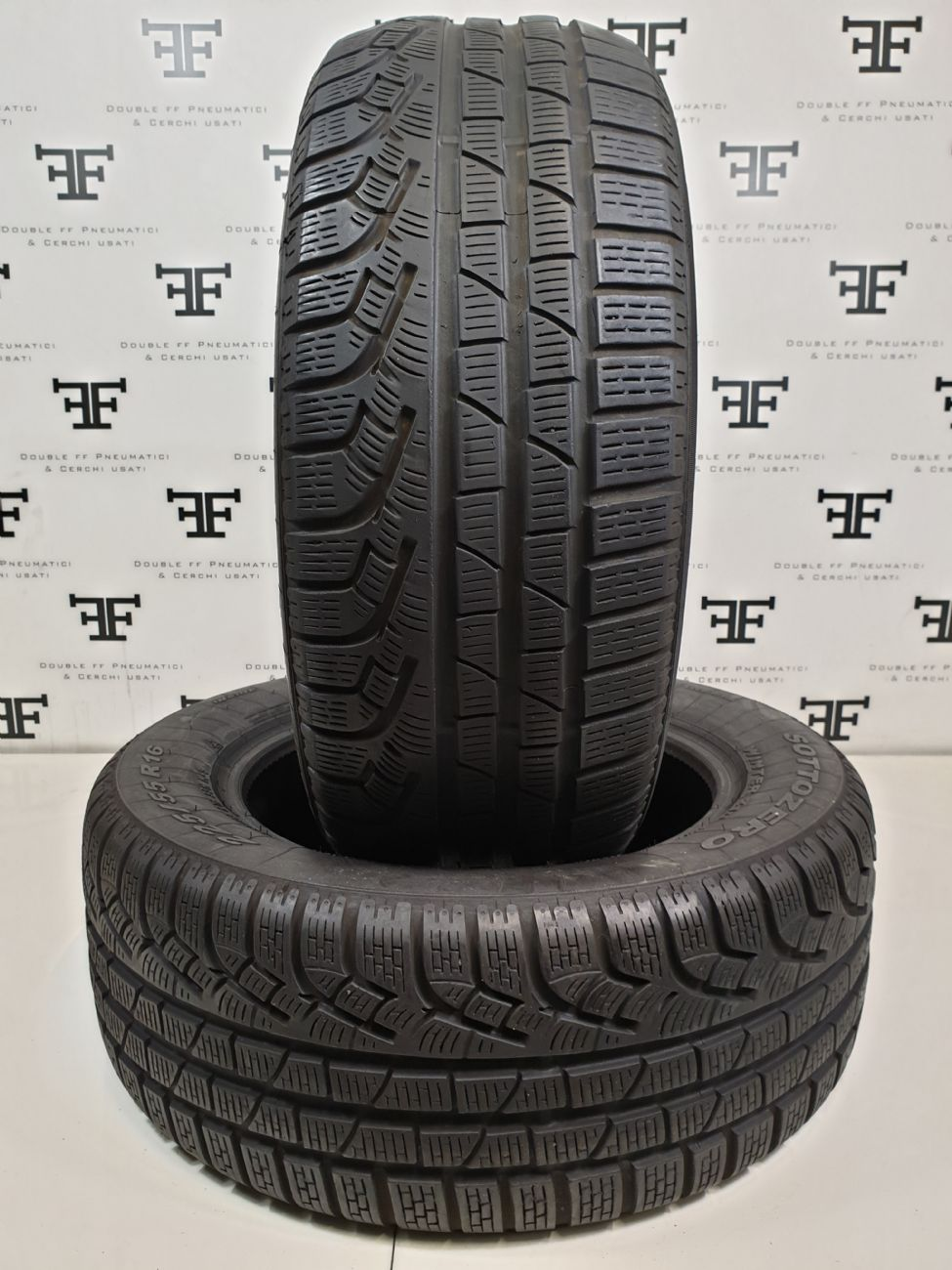 225/55 R16 95 H PIRELLI WINTER 210 SZ II