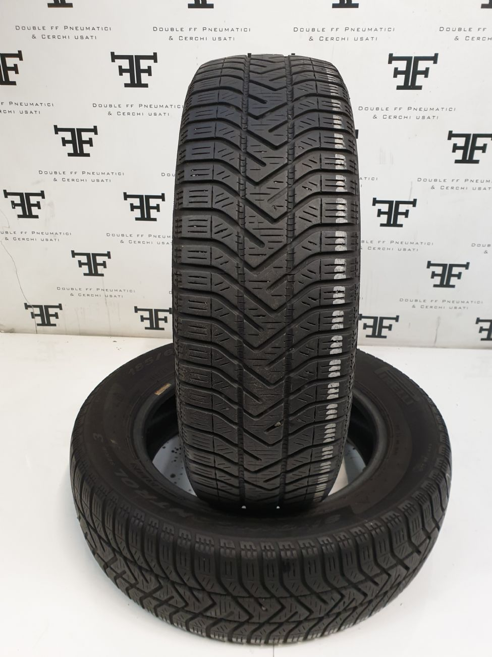 185/65 R15 88 T PIRELLI WINTER 190 SNOW CONTROL 3