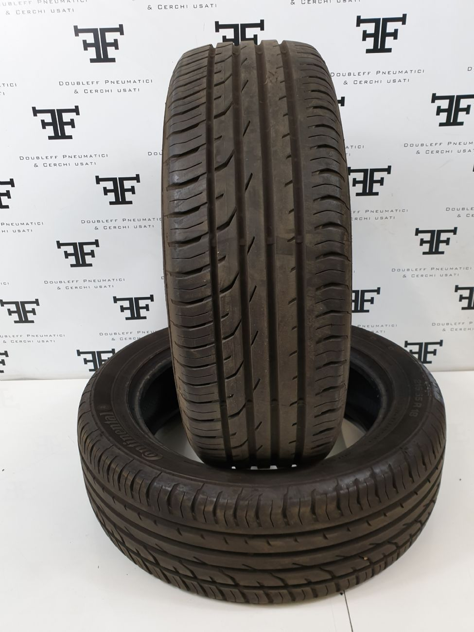 215/55 R18 95 H CONTINENTAL ContiPremiumContact 2