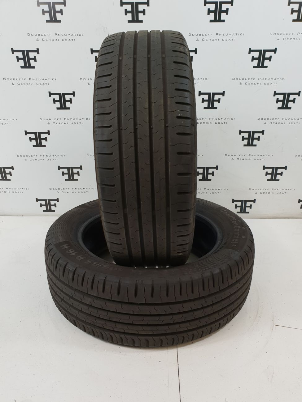 195/55 R16 87 H CONTINENTAL C.ECOCNT 5