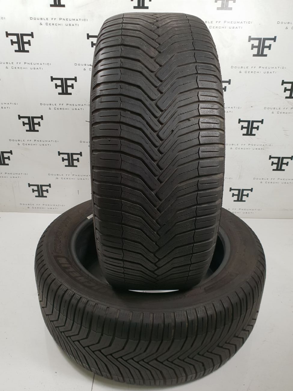 225/50 R17 98 V MICHELIN CROSSCLIMATE