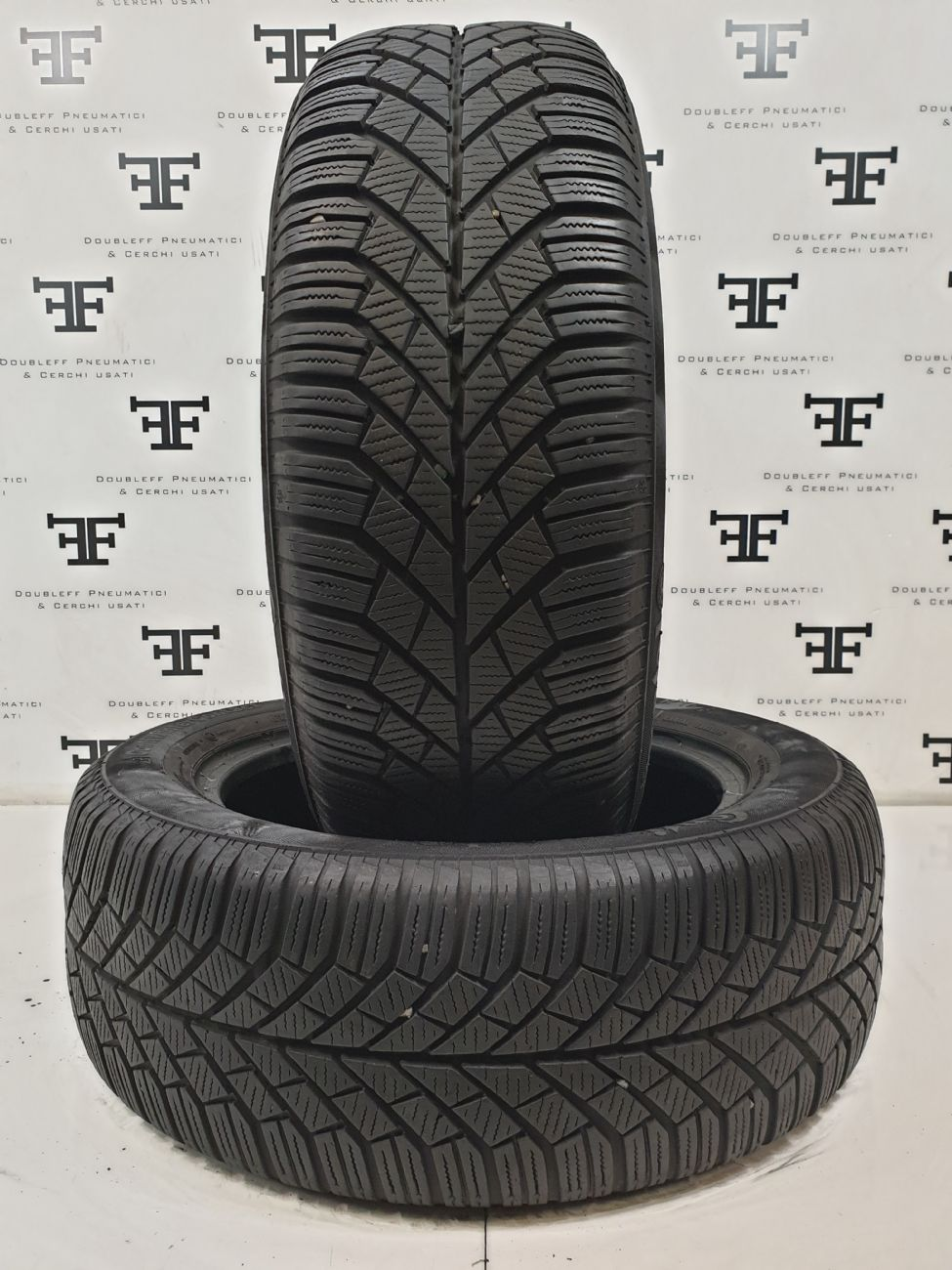 205/55 R16 91 H CONTINENTAL ContiWinterContact TS830