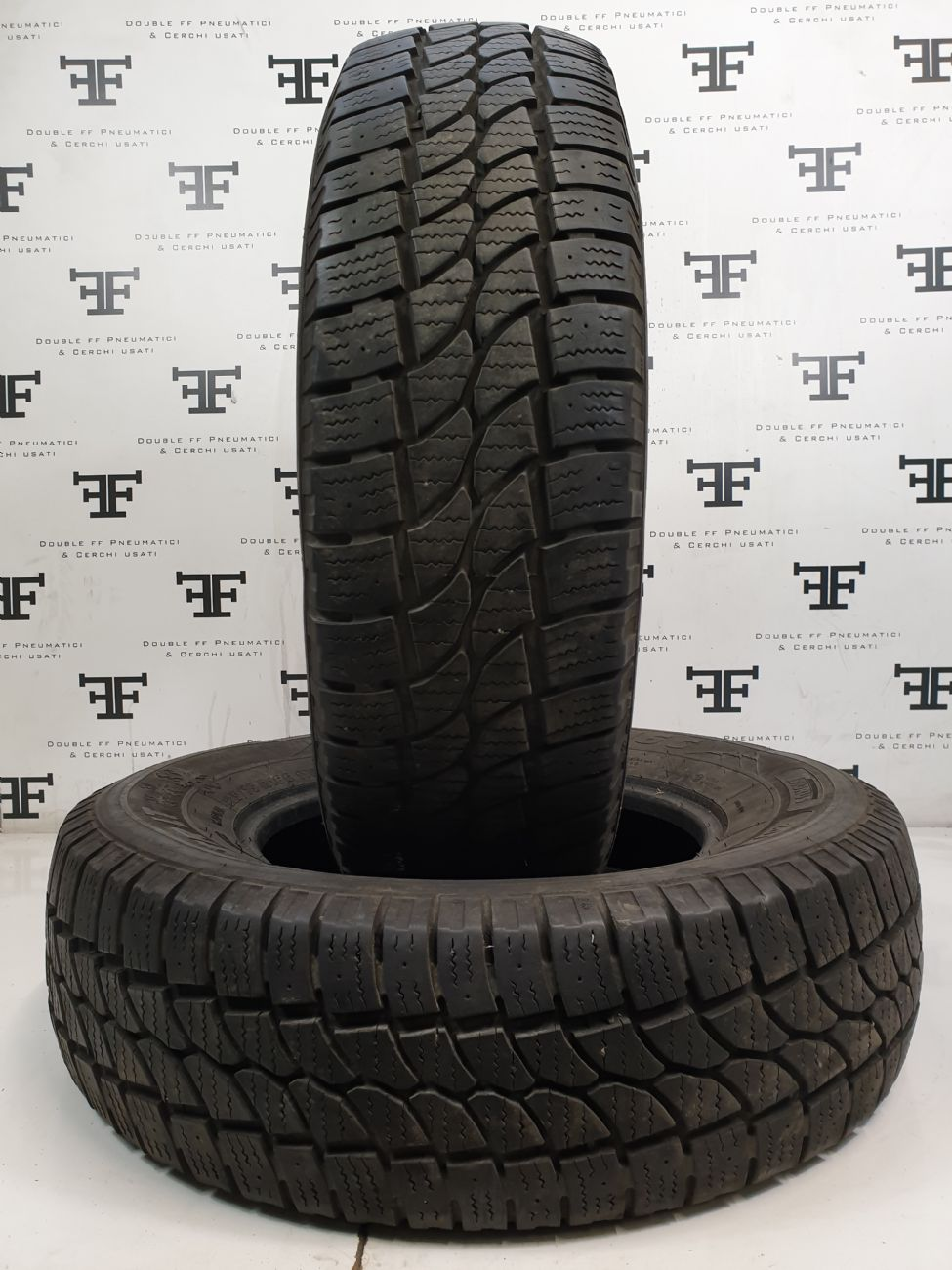 225/75 R16C 118/116  R TAURUS (MICHELIN) WINTER LT 201