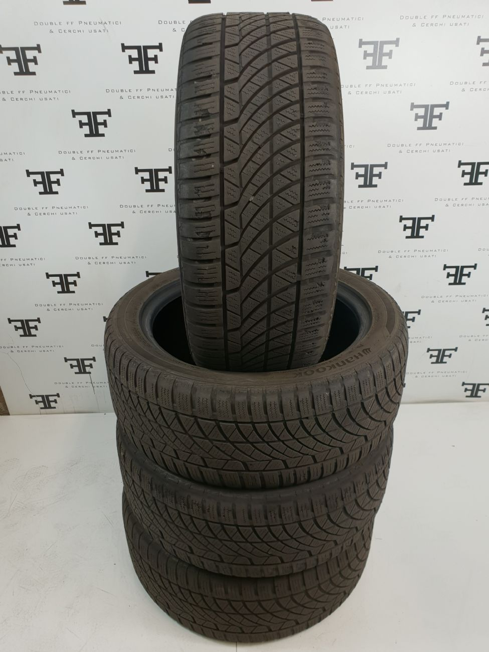 225/60 R17 99 H HANKOOK Kinergy 4S